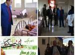 بازدید معاونت اجرایی و بازرسی مؤسسه خیریه قائم الرضا به مناسبت روز پرستار